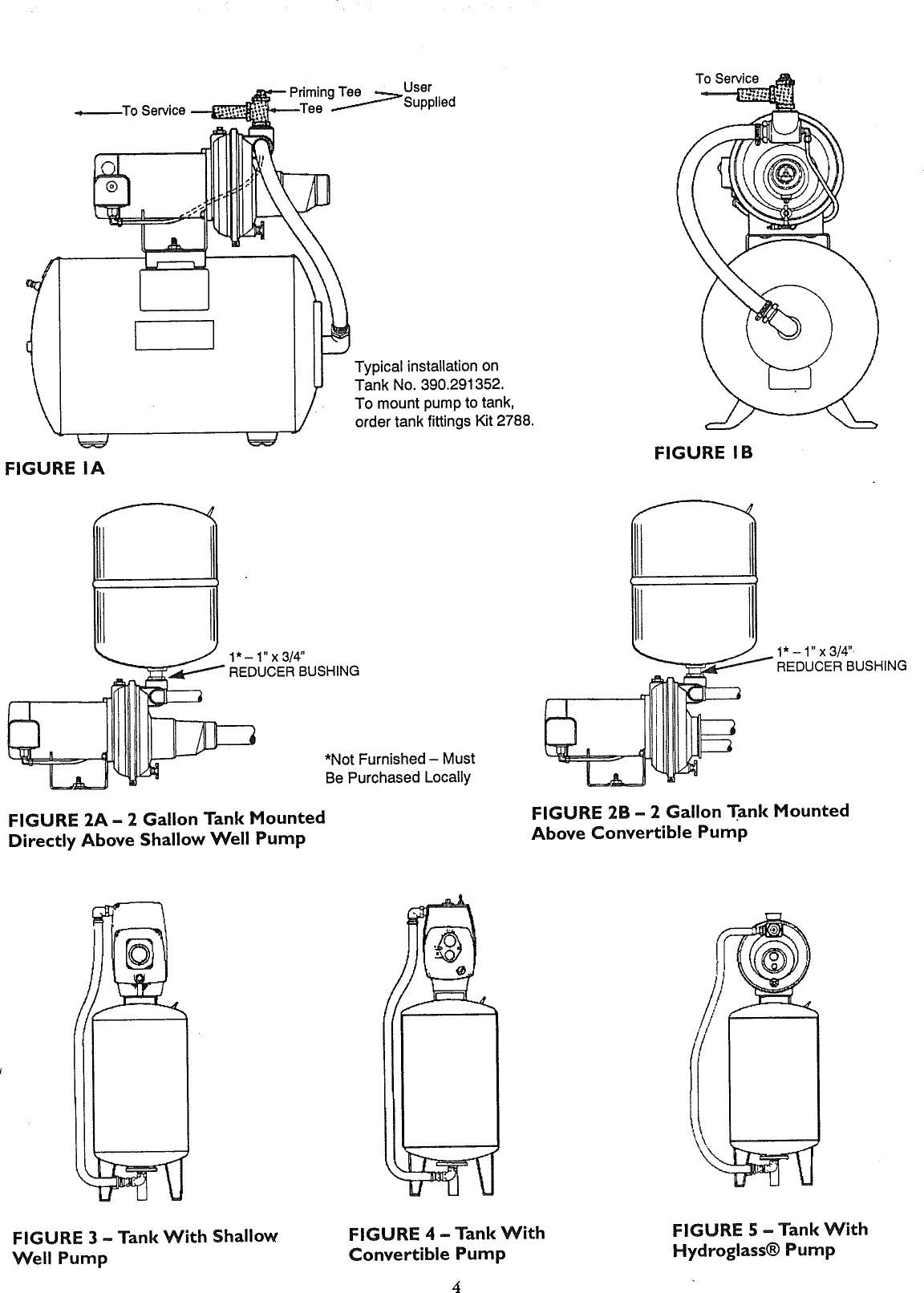 Craftsman 390291352 User Manual CAPTIVE AIR TANK Manuals