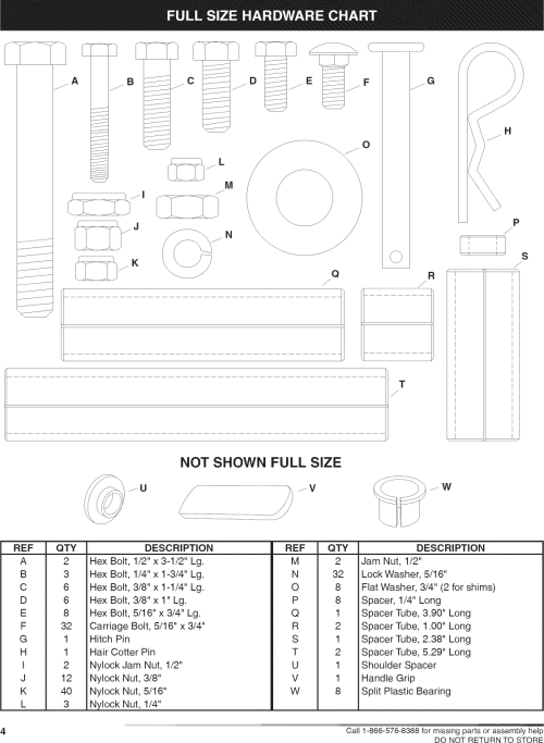 small resolution of page 4 of 12 craftsman 48624350 user manual 48 plug aerator manuals and guides