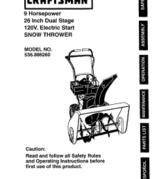 sears snowblower wiring diagram on sears weedwacker sears generator sears slogan  [ 1244 x 1602 Pixel ]