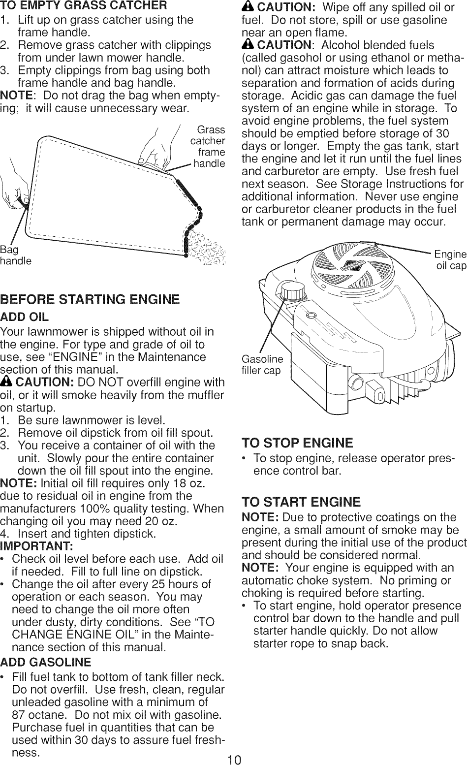 medium resolution of pull start engine diagram