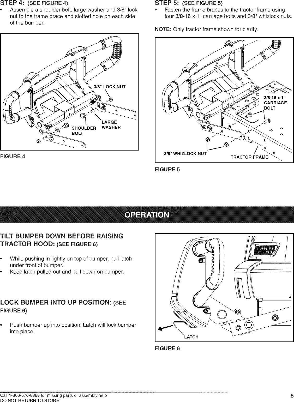 Craftsman 486 24628 Operators Manual