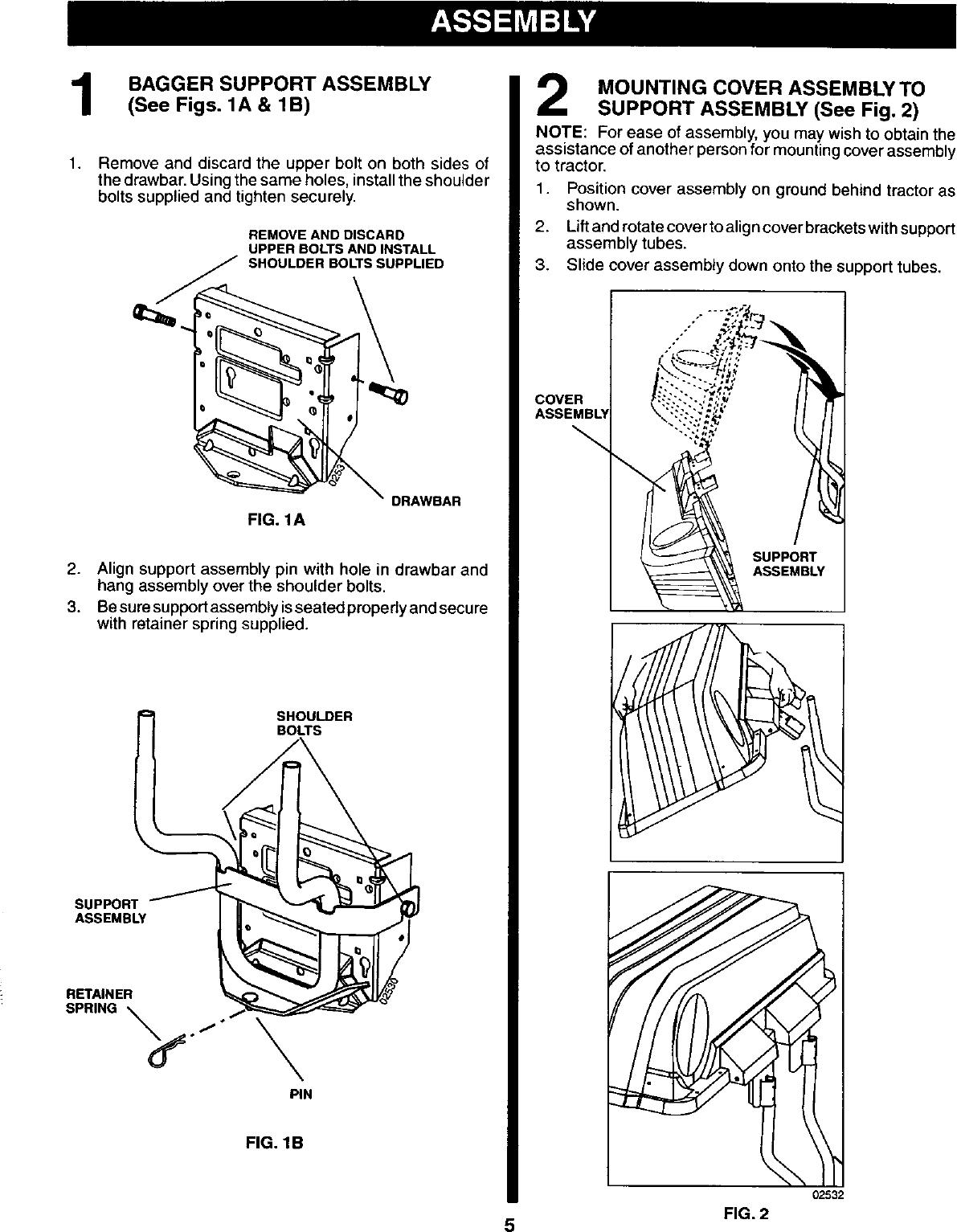 Craftsman 48Mower 917 24985 Users Manual