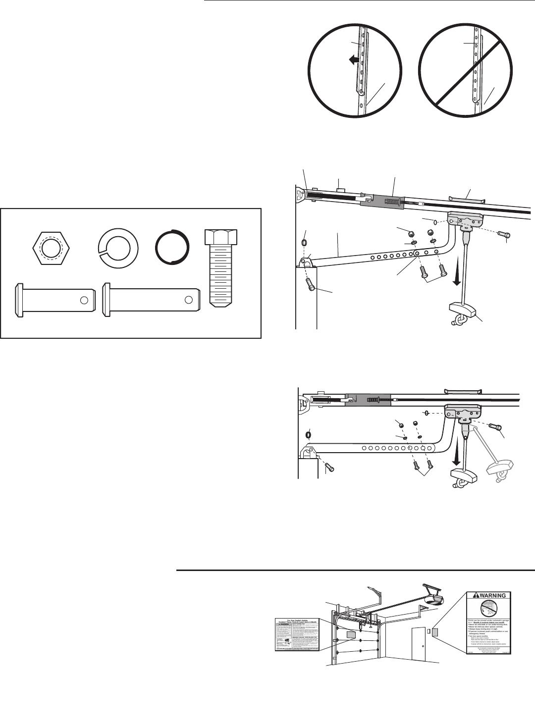 Craftsman ¾ Hps Ultra Quiet Belt Drive Garage Door