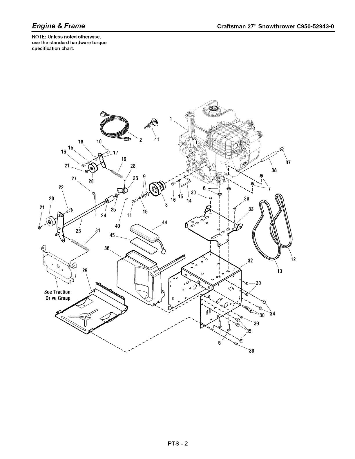 [MANUALS] Craftsman C950 52123 0 Repair Service Manual
