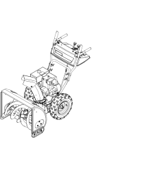 cub cadet snow blower schematic [ 970 x 1360 Pixel ]