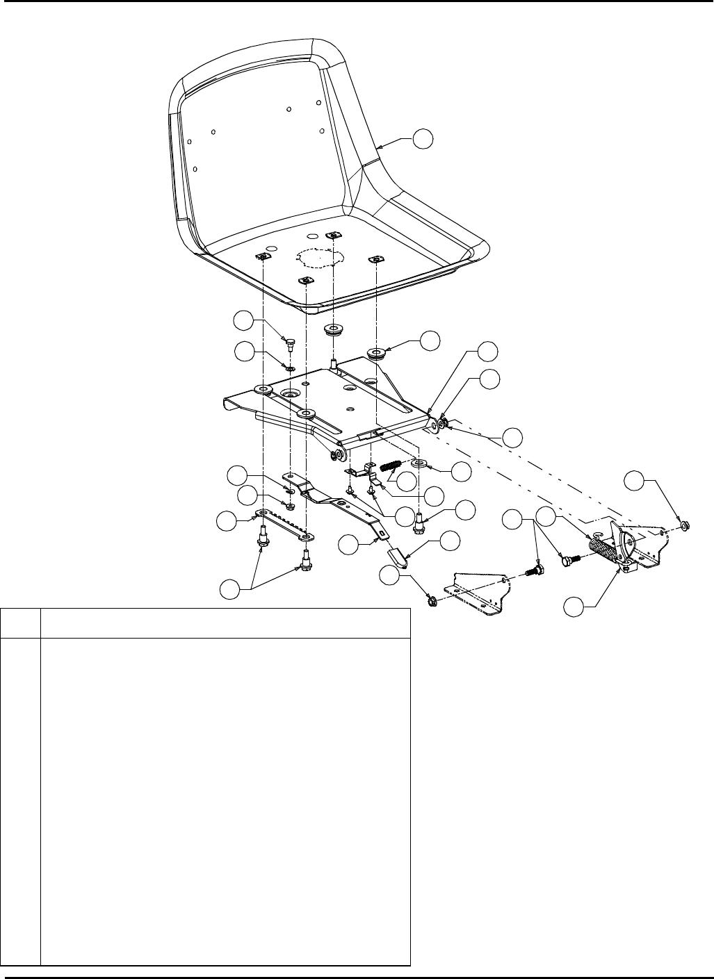 Cub Cadet Hydrostatic Lawn Tractor 1515 Parts Manual 770