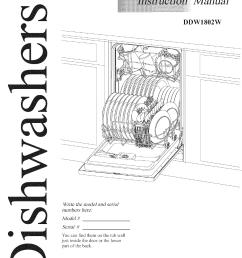 danby dishwasher wiring diagram wiring diagram newdanby dishwasher manual l0712166 danby dishwasher wiring diagram [ 1126 x 1577 Pixel ]