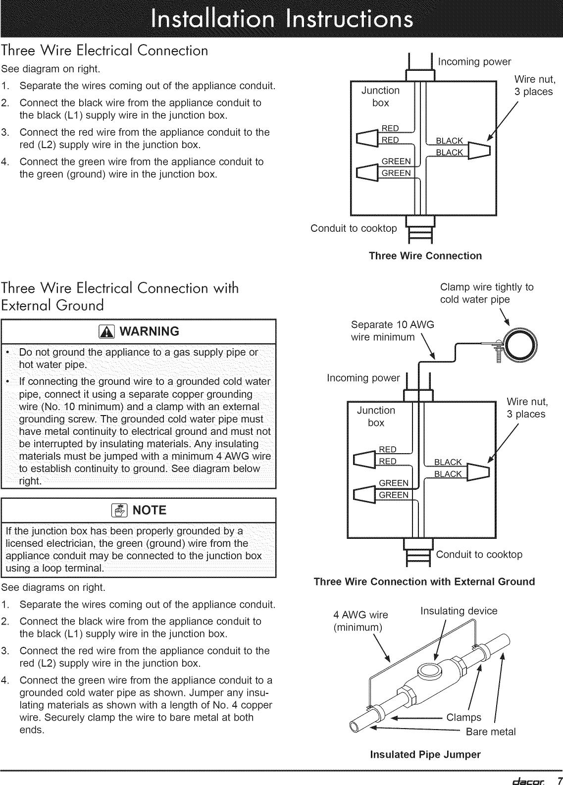 hight resolution of dacor model cpo130 built in garmin striker wiring diagram 4