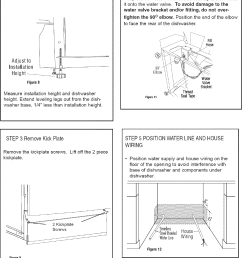 page 6 of 12 danby ddw2405w user manual dishwasher manuals and guides l0712172 [ 1056 x 1523 Pixel ]