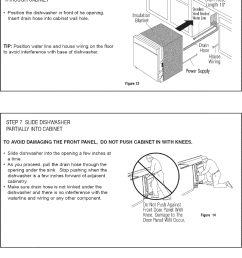 page 7 of 12 danby ddw2405w user manual dishwasher manuals and guides l0712172 [ 1082 x 1527 Pixel ]