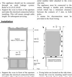 defy gemini gourmet double oven wiring diagram solutions [ 1084 x 1566 Pixel ]