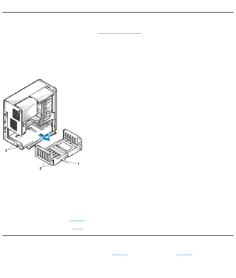 Dell Optiplex Gx200 Users Manual User's Guide