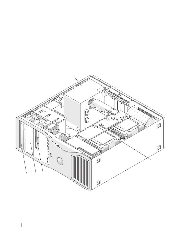Dell Precision T5400 Late 2007 Users Manual User's Guide