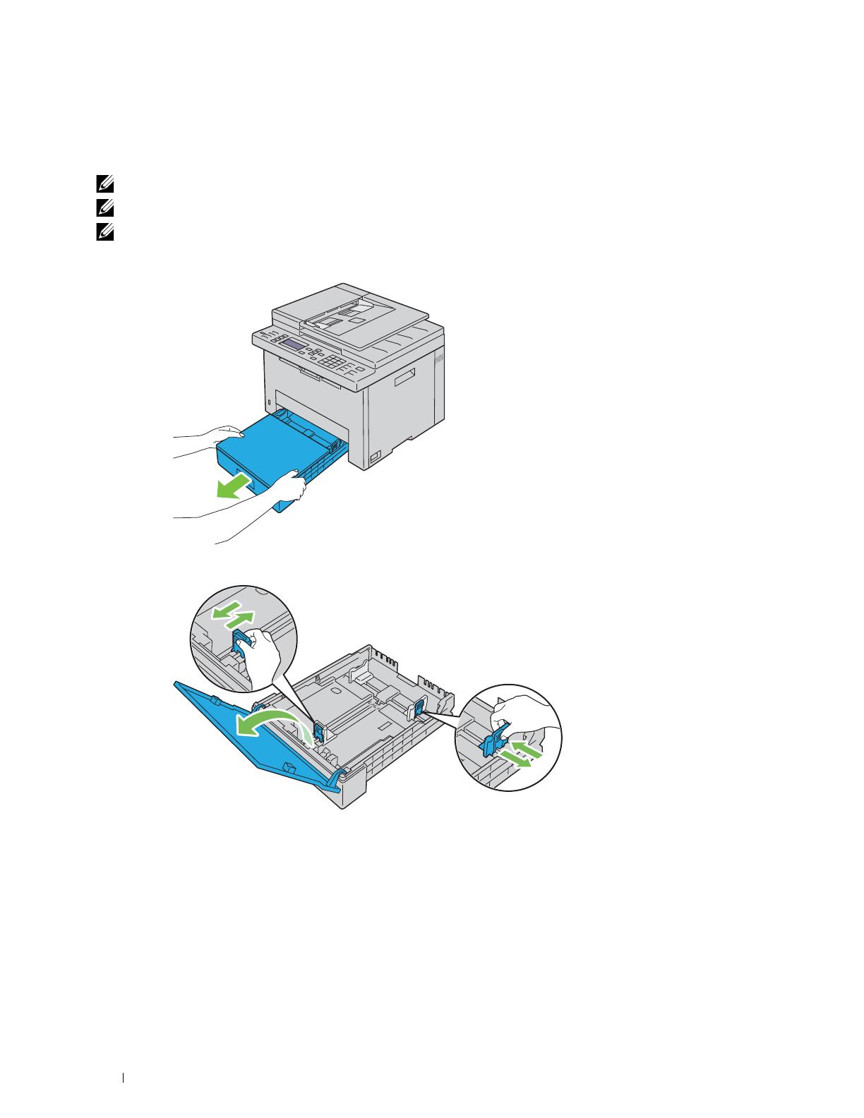 Dell E525w Color Multifunction Printer User's Guide User