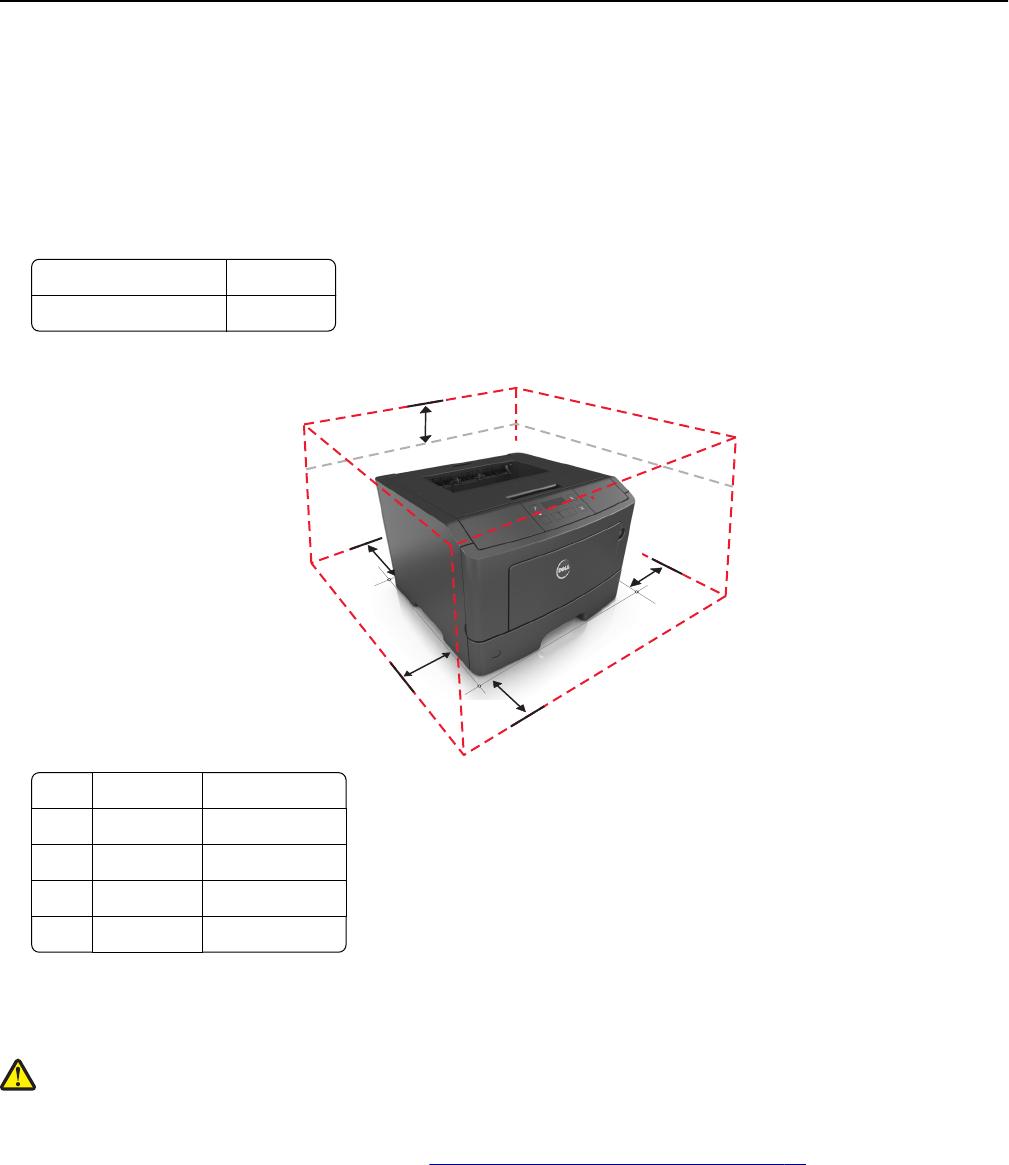 Dell b2360dn Mono Laser Printer Benutzerhandbuch User