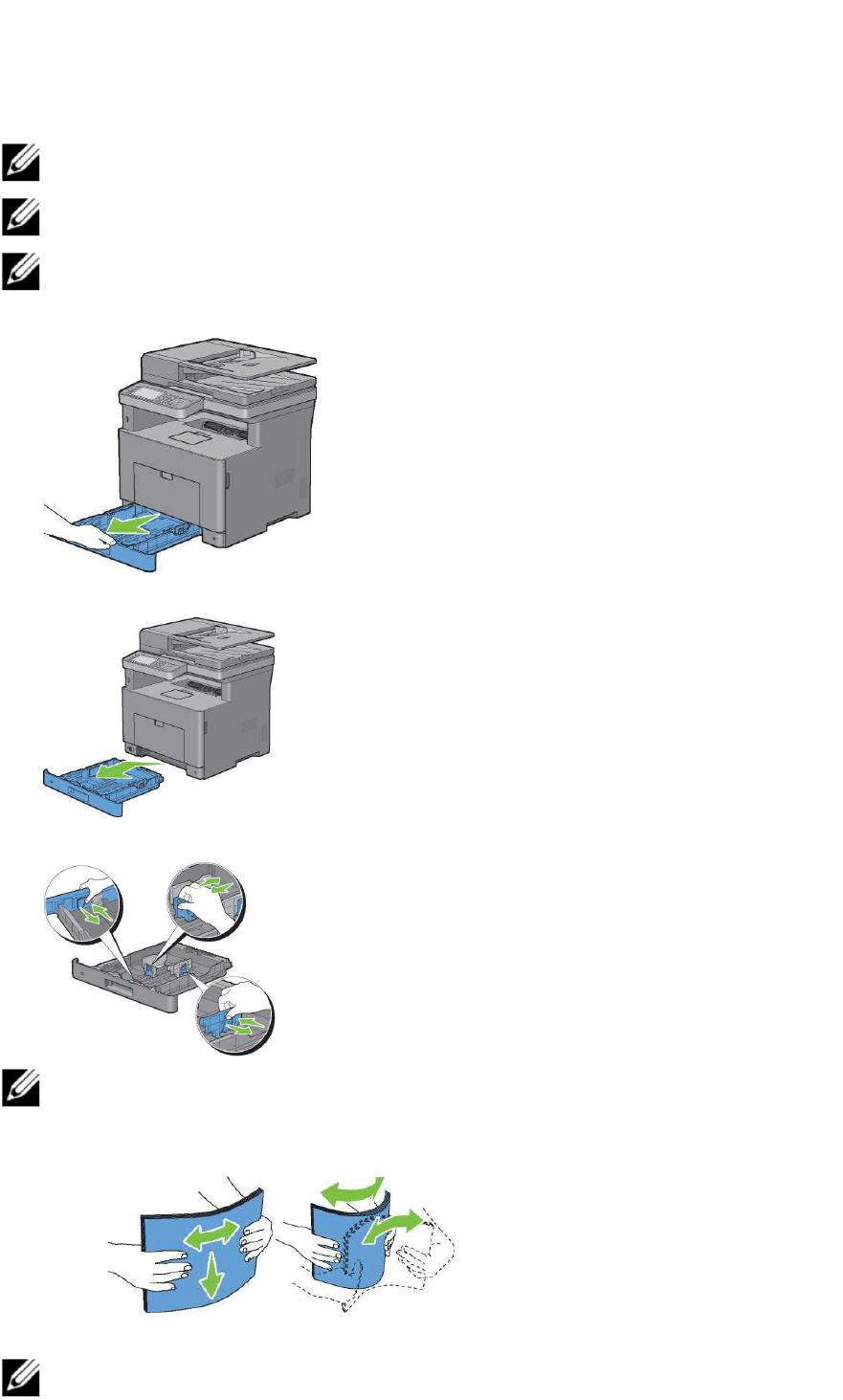 Dell h815dw printer Drukarka Wielofunkcyjna Dell™ Cloud