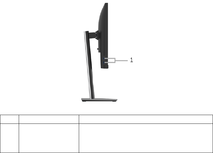Dell p2717h monitor 사용자 안내서 User Manual User's Guide Ko kr