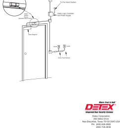 detex product catalog detexcatalogdetex wiring diagrams 17 [ 1051 x 1458 Pixel ]