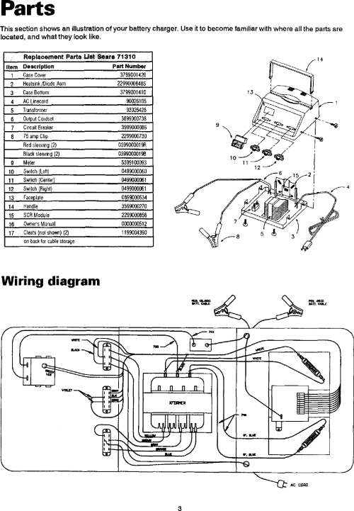 small resolution of page 4 of 12 diehard 20071310 user manual battery charger manuals and guides l0305324