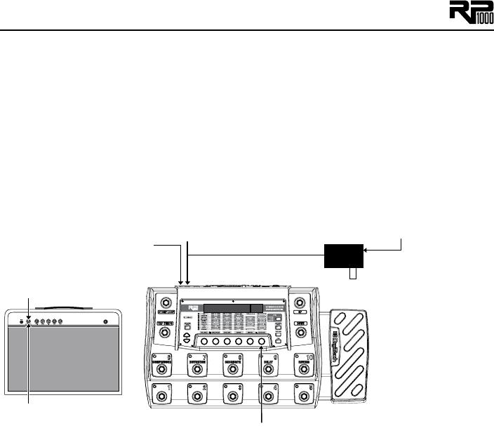 Digitech Rp1000 Owner S Manual