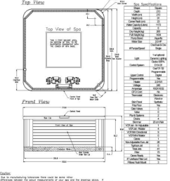 dimension one spas home hot tubs users manual d1 home export planning guide install [ 945 x 1458 Pixel ]