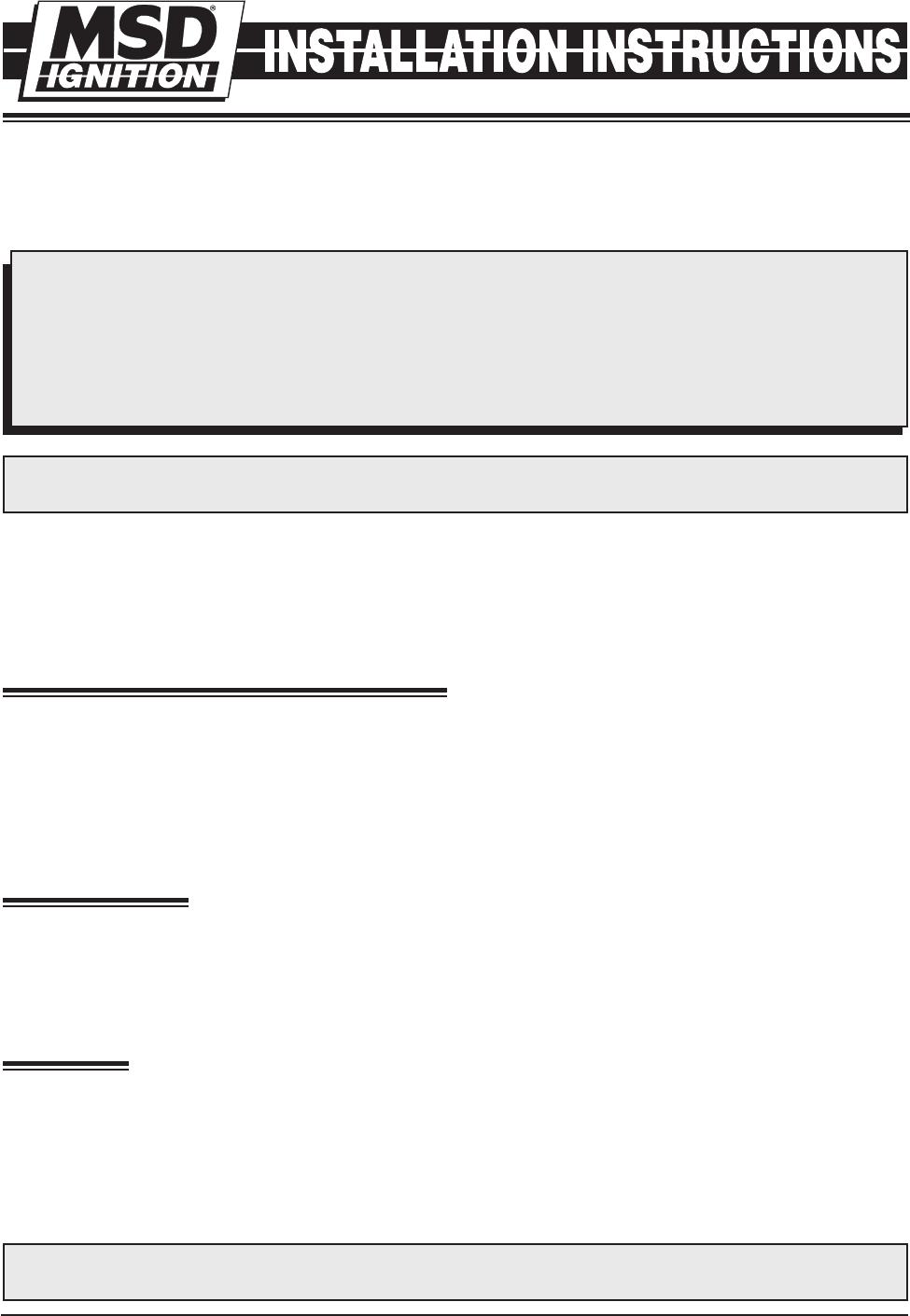 medium resolution of msd 7al 3 wiring diagram