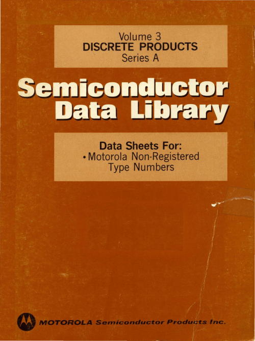small resolution of 1974 motorola discrete semiconductor series a vol3 non registered type numbers 1974 motorola discrete semiconductor series a vol3 non registered type