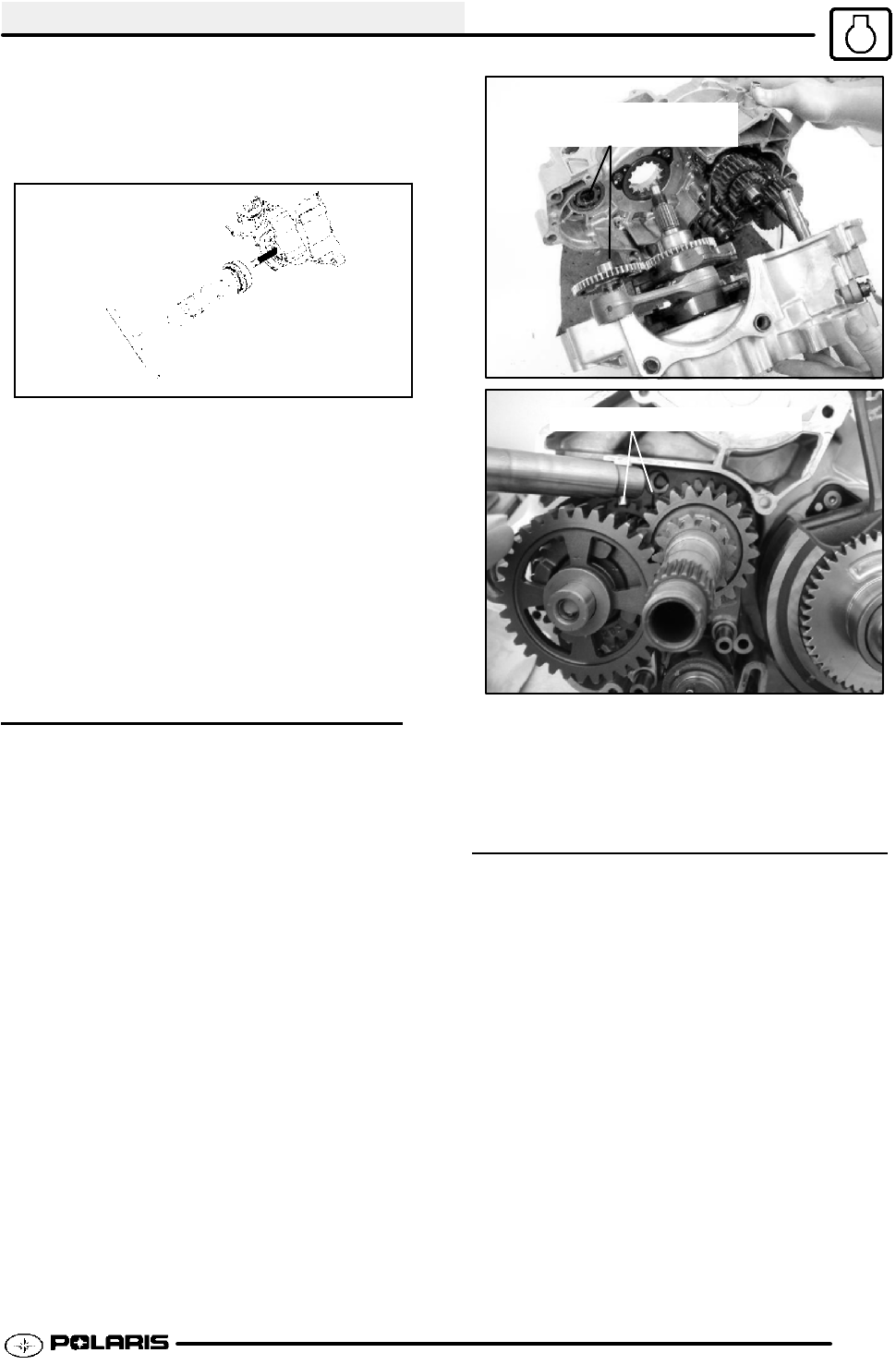 2003 Polaris Predator 500 Service Manual
