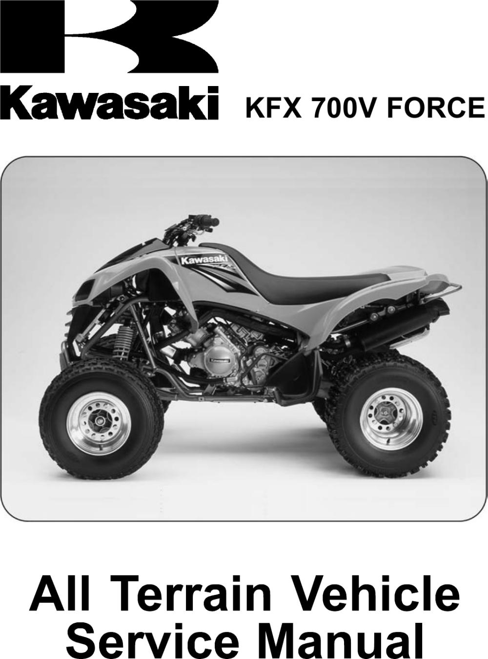 medium resolution of kawasaki kfx 700 wiring diagram