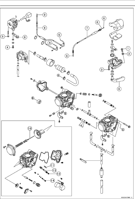 Print Preview C 2004 Kawasaki KFX 700 V Force Service Manual