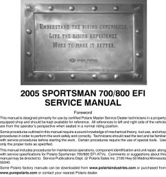 2004 polari sportsman 700 manual [ 975 x 1362 Pixel ]