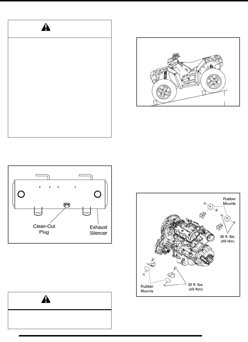 2009 Polaris Sportsman XP 850 Service Manual