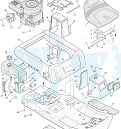 ferri mower schematic [ 1065 x 1508 Pixel ]