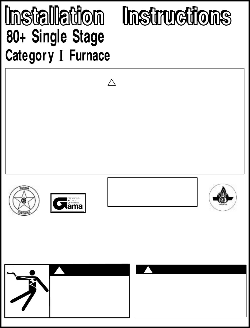 medium resolution of n8mpn050b12a1 ga furnace schematic diagram