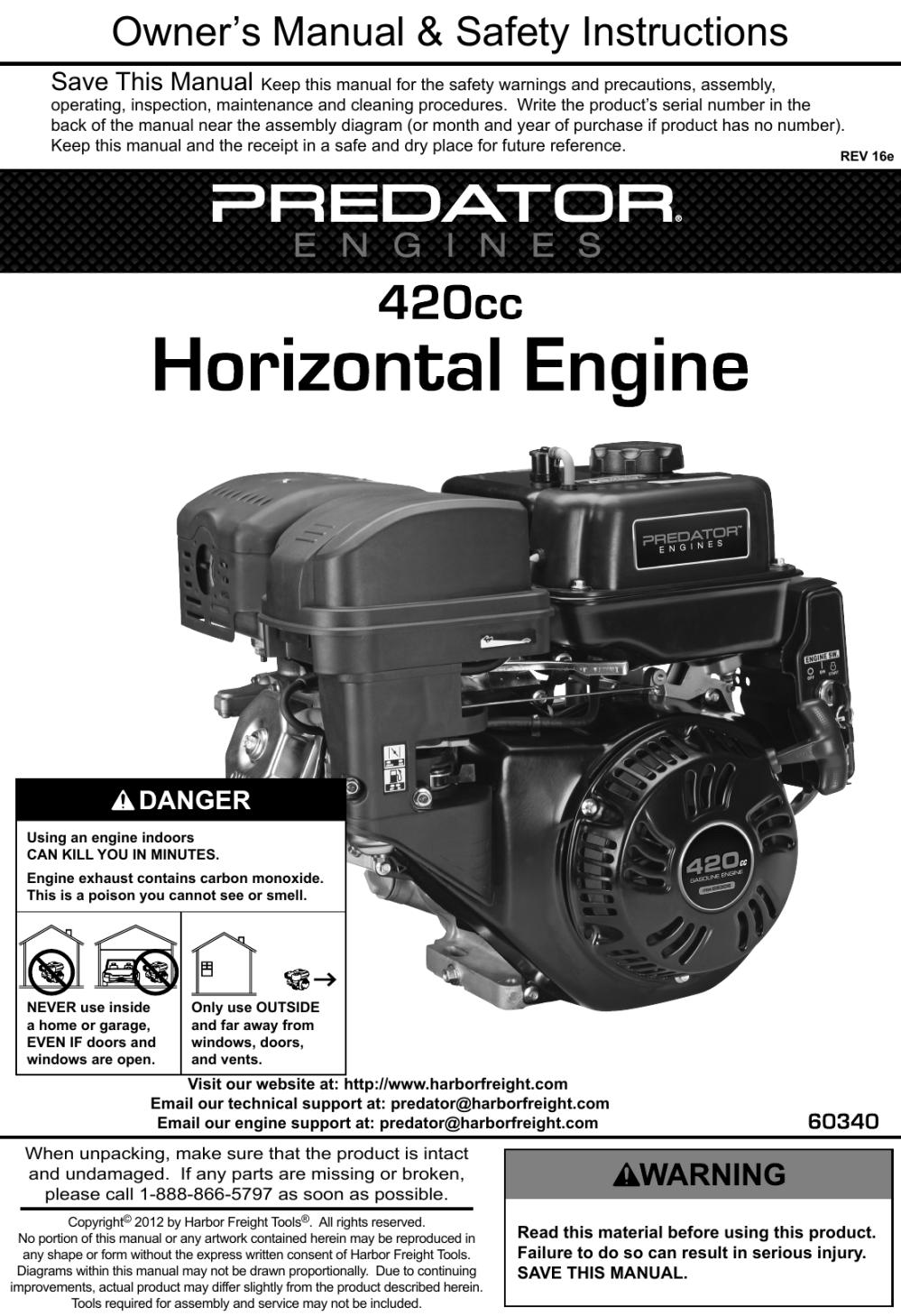 medium resolution of 420cc engine diagram