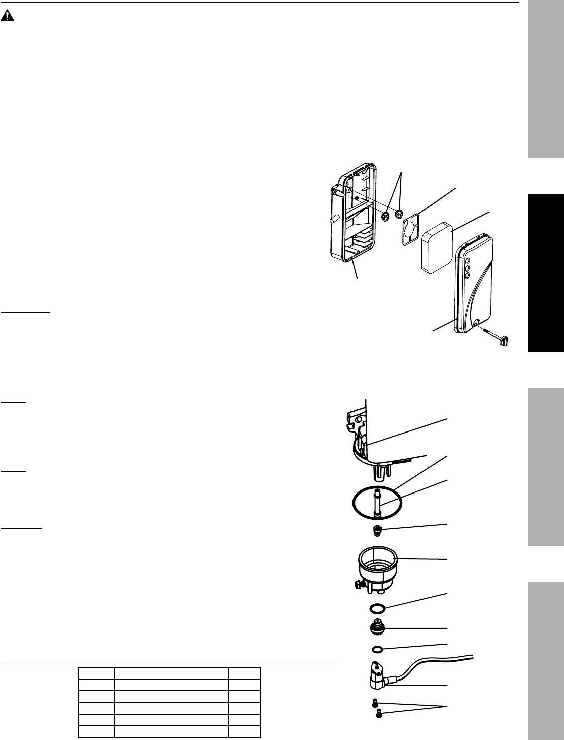 Manual For The 63083 6500 Peak/5500 Running Watts, 13 HP