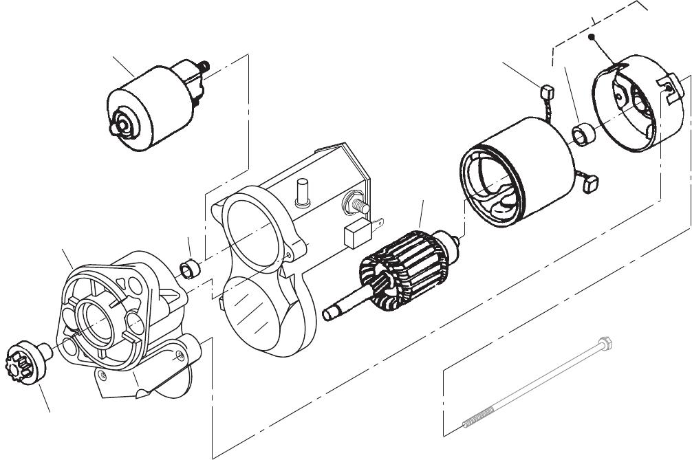 928 0234B Onan GGHB GGHC GGHD (spec A B) Genset Parts