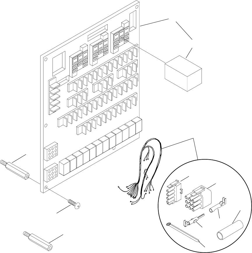 circuit board standoff set