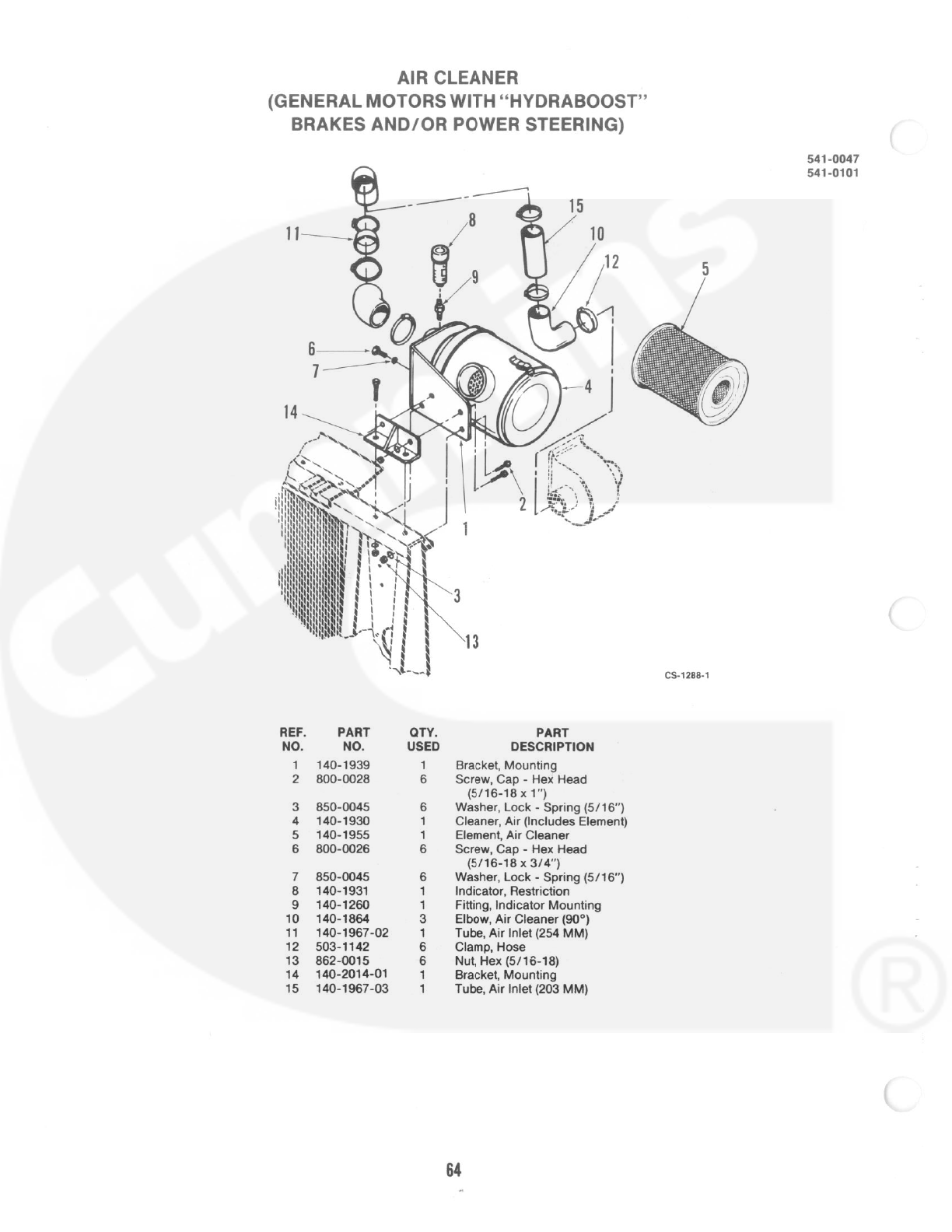 Scanned 934 0255 Onan L634T A Diesel Engine Parts Manual