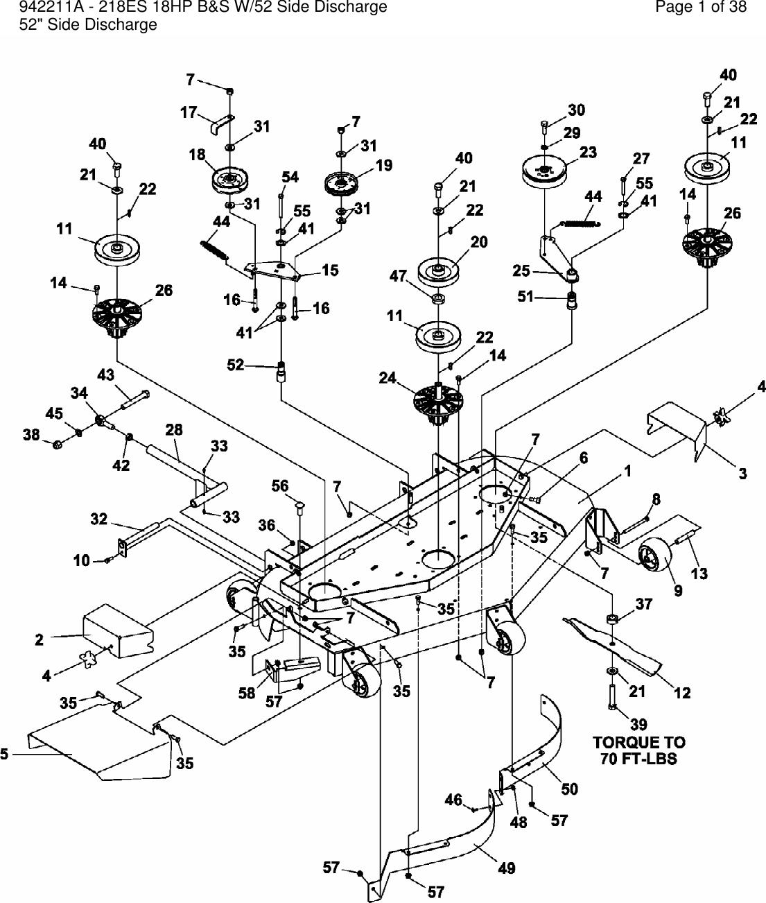 Bobcat Tube Fuse Diagram Tecumseh Engines Lawn Mower