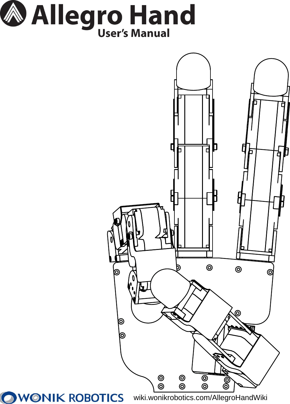 Allegro Hand Users Manual