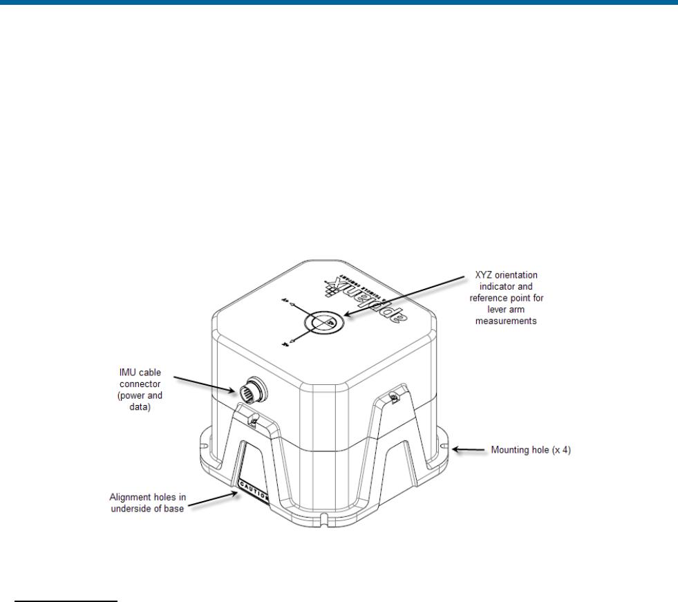 POS MV V5 Installation And Operation Guide Applanix Manual