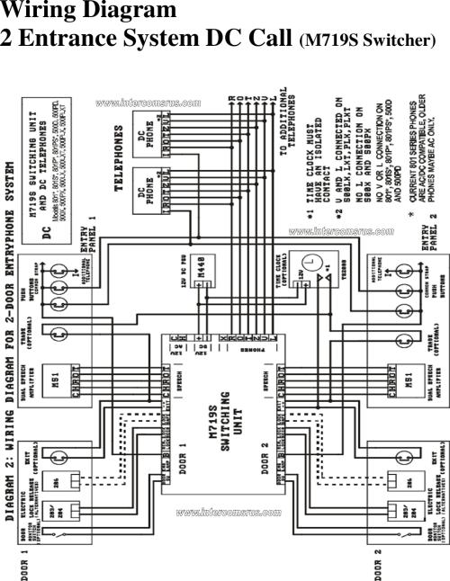 small resolution of bstl intercom wiring diagram wiring diagram b7 intercom wiring page 2