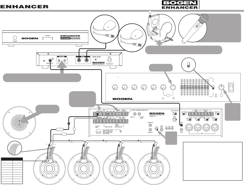 hight resolution of 54 7891 02e bogen enhancer esysx m systems wiring diagrams enhance esysdia