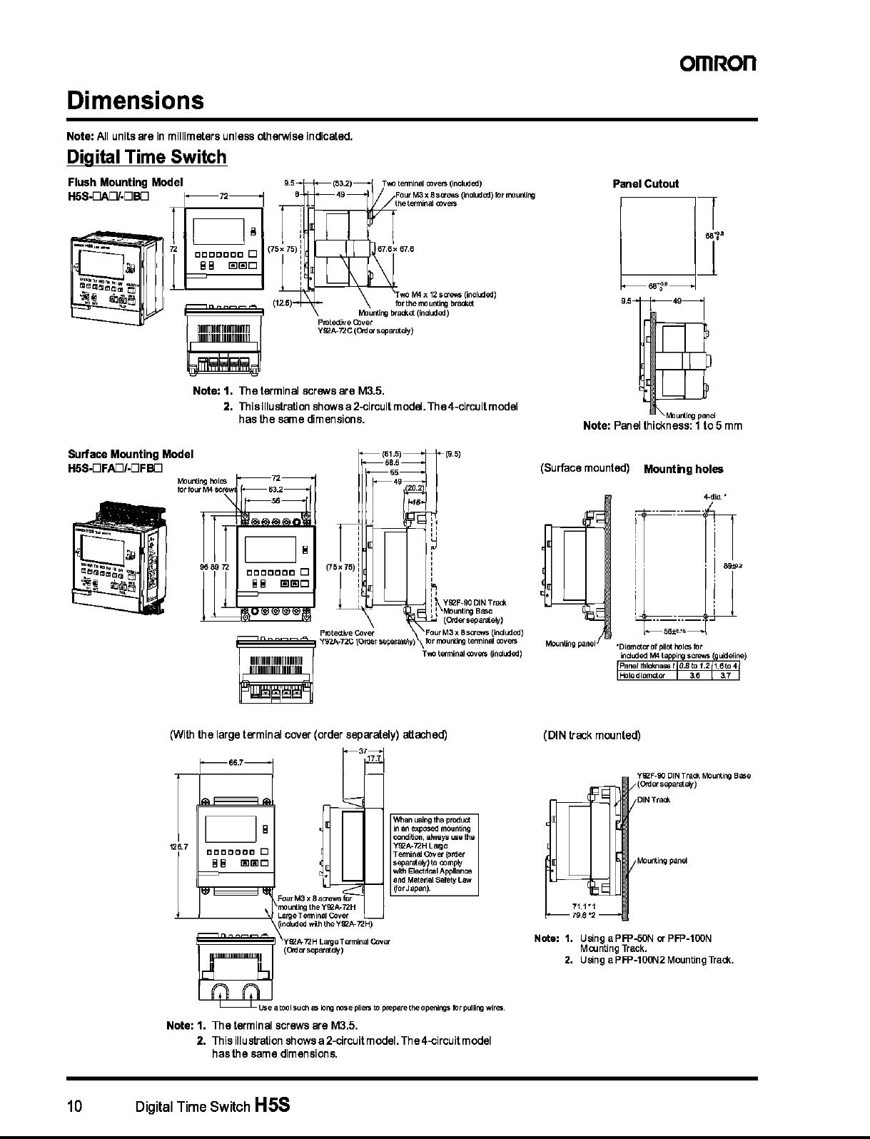 Dayton 2vj58 Timer Manual