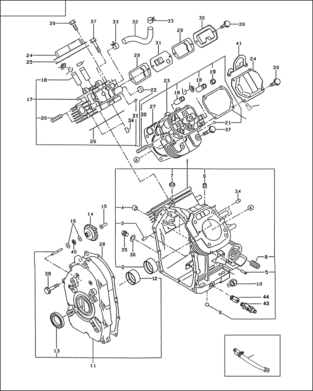 OHV220 Miller W FE Rev 0905 EH64 Welder Parts Manual