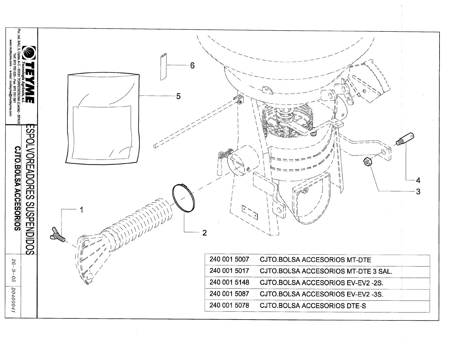 EV702, 1002 EV2 702,