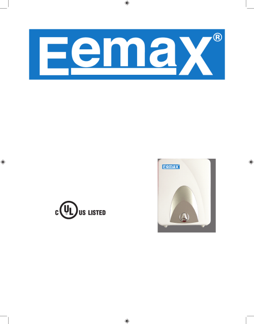 small resolution of eemax wiring diagram