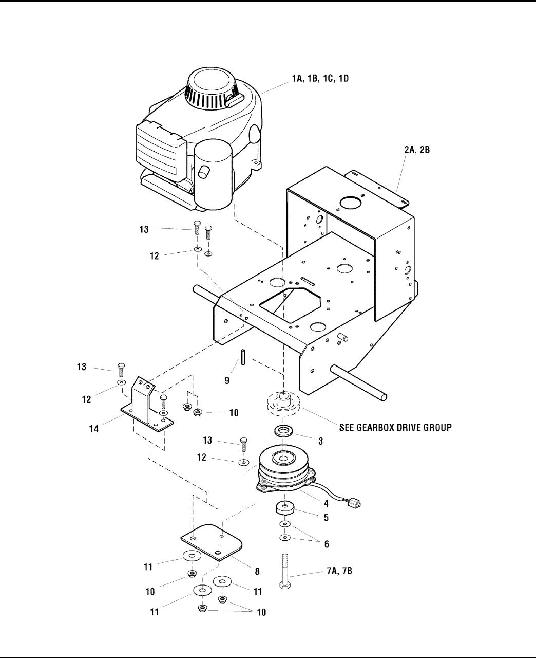 PartsManual BGF48KAV15 Ferris Ultra Belt BGFParts Manual