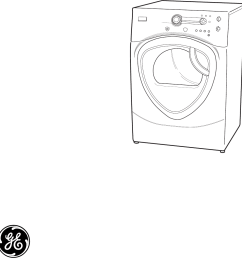 general electric clothes dryer dpvh890 ge profile dpvh880ej gj service manual 31 9167 [ 972 x 1011 Pixel ]